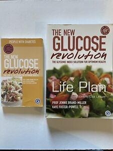 The New Glucose Revolution: Life Plan & People with Diabetes GI Solution Recipes