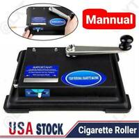 Cigarette Rolling Machine Manual Injector Tobacco Roller Maker Free Shipping#14