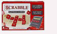 Scrabble Electronic Scoring English FACTORY SEALED FREE SHIP TRACK CONT US
