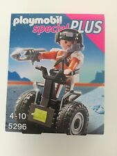 Playmobil 5296 - Top Agent on Segway (MISB, NRFP, OVP)