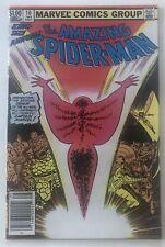 Amazing Spider-Man Annual 16 Newsstand (1st Monica Rambeau) Marvel 1982 VF+