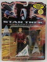 Playmates Star Trek Generations Admiral JAMES T KIRK Action Figure NOC