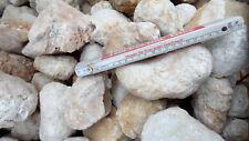 Quarz Geode Druse Quarzgeode geschlossen aus Marokko 1 kg 6-15 cm ca 1-2 Stck/kg
