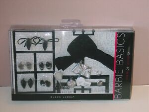Barbie Basics Accessory Pack # 04 Collection 001 NRFB ~ Shoes ++