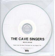 (AB62) The Cave Singers, Beach House - DJ CD