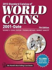 2013 Standard Catalog of World Coins 2001 to Date-ExLibrary