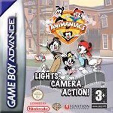 Gameboy Advance *SP NDS ANIMANIACS Cartoon DEUTSCH NEU