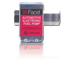 FACET Solid State Fuel Pump 40107 7.0-10psi