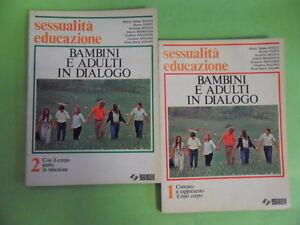 BIDOLI. BAMBINI E ADULTI IN DIALOGO VOL. 1 E 2. SESSUALITA'/EDUCAZIONE SEI 1981