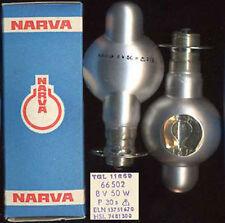 TWO pcs. CXR/CXL Projector lamp 8V/50W Projector Bulb Projectorlampe 8v 50w P15s