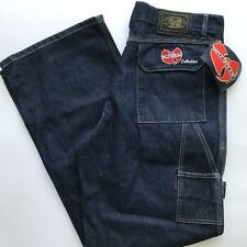 Vintage Rare Wu-Wear Collection Jeans 34 W 32 L Wu Tang Clan Clothing