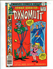 DYNOMUTT #1 LITTLE MISS GOODY TWO SHOES! (7.0) 1977