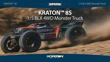 1/5 KRATON 4X4 8S BLX Brushless Speed Monster Truck RTR, Orange ARA110002T2