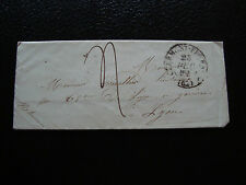 FRANCE - enveloppe lettre 1847 (cy55) french