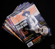 """""""Guitar Player"""" Magazine - 1999 nicht Komplett, 10 Hefte..."""