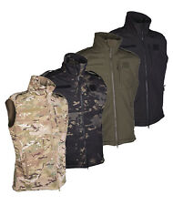 NEU Softshell Fleece Weste, Bodywarmer, Outdoorweste, Camping, 3-Lagen-Laminat
