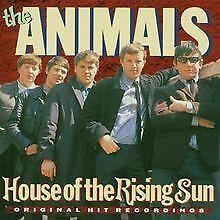 House of the Rising Sun von the Animals   CD   Zustand gut