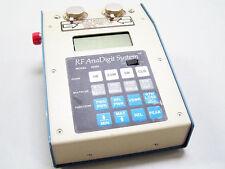 COAXIAL DYNAMICS 83550 DIGITAL RF WATTMETER EXPEDITER