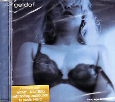 BOB GELDOF sex, age & death CD NEU OVP