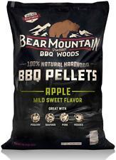 Bear Mountain Bbq 100% All-Natural Hardwood Pellets - Apple Wood (20 Lb. Bag) Pe