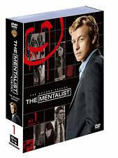 THE MENTALIST / mentalist Second Season Set 1 (6 Disc) [Japan DVD] 12173098