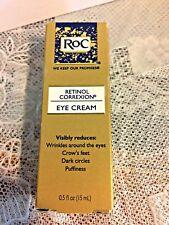 RoC Retinol Correxion Eye Cream - 0.5 oz New