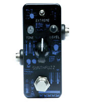 F-Pedals Synthfonia SynthFuzz Pedal for Electric Guitar and Bass 248540