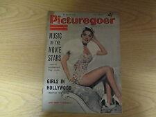March 1957, PICTUREGOER, Anna Maria, Alberghetti, Anna Magnani, Orson Welles.