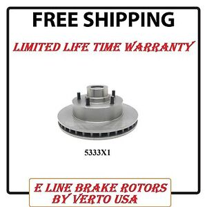 Front Brake Rotor For Dodge  B150, B1500, B250, B2500, D100, D150 Base on Chart
