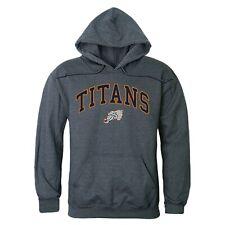 W Republic CSUF Cal State Fullerton Titans NCAA Mens Game Day Crewneck Fleece Sweatshirt