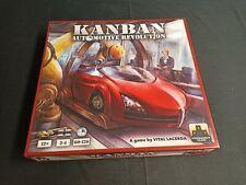 Kanban automotive revolution boardgame first eng edition