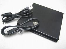 New USB 2.0 Slim External IDE Case Enclosure for 12.7mm for IDE CD DVD RW Burner