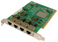IBM 5740 Intel 1Gbps Base-TX PCI-x 4-Port Card 03N5444 D35033-004  Ethernet Adap