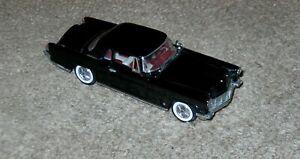 Franklin Mint 1956 Continental Mark II Blk 1/43 Cars of Fifties Diecast B11KC71