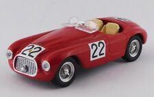 FERRARI 166 MM BARCHETTA 24h Le Mans 1949  Chinetti  1/43 ART.011/2  art model