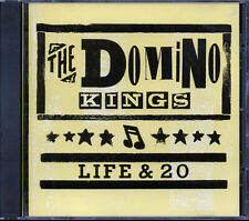 The Domino Kings - Life & 20 (CD, Nov-2000, Slewfoot Records)