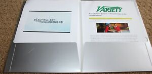 A BEAUTIFUL DAY IN THE NEIGHBORHOOD PROMO DELUXE PRESS KIT TOM HANKS
