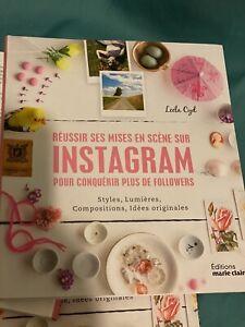 Lot Revendeur Palettes Affaires 4 Livres Pour Réussir Sur Instagram