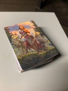 Innistrad Midnight Hunt Complete Art Card Series Set - Non-stamped - MTG