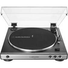 Audio-Technica Consumer AT-LP60XUSB Stereo Turntable (Gunmetal)