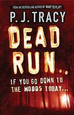 Dead Run, By Tracy, P. J.,in Used but Acceptable condition