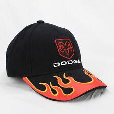 Dodge Ram logotipo Inferno llamas muscle car basecap gorra Trucker Cap béisbol nuevo