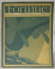 Fortune 1934 cockfighting photos paintings Bourke-White Johns-Manville Yale
