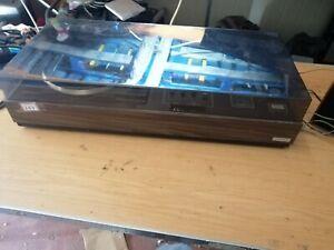 Stereosound fifteen-fifteen, turntable, radio, tape cassette  (243)