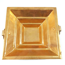 Special Authentic Traditional Indian Style Copper Hawan Kund Agnihotra Ideal Poo