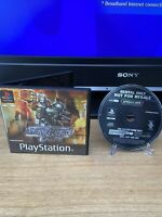 Sony Playstation PS1 Ex Rental Game - Armoured Core