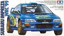 Tamiya 24218 1/24 Model Rally Car Kit Subaru Impreza WRC 99 GC8 Burns/Kankkunen