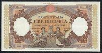 10000 lire Repubbliche Marinare  24 gennaio 1959 Menichelli - Boggione  SPL+