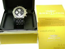 Breitling Windrider Evolution A13356 Chronometer Stainless Steel Mens Watch