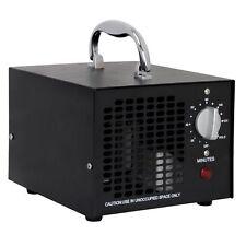 Ozone Generator Deodorizer Air Purifier Car Garage 5000mg/h High Effective Black
